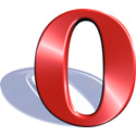 opera logo Yahoo! will deliver Opera Mini